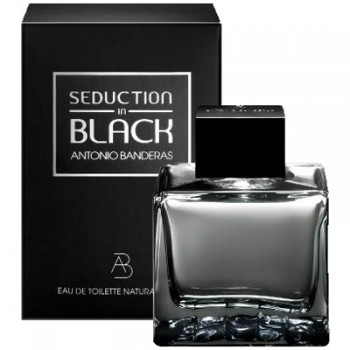 Фото духов Antonio Banderas Seduction in Black