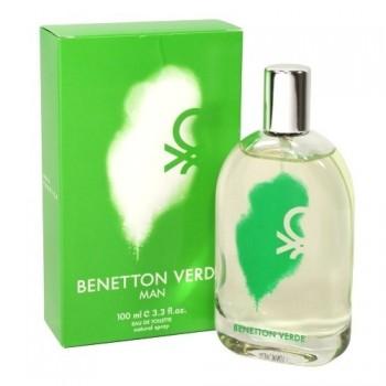 Фото духов Benetton Verde Man