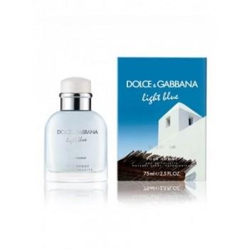 Фото духов Dolce & Gabbana Light Blue Living Stromboli