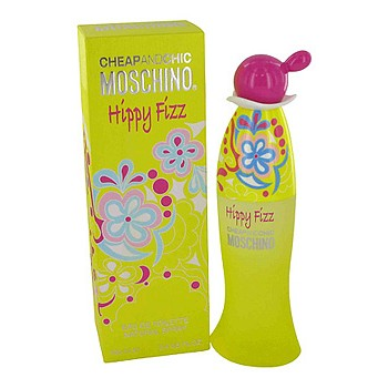 Фото духов Moschino Cheap and Chic Hippy Fizz